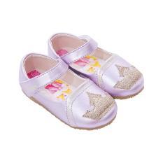 Giày Búp Bê Bitis Bé Gái Disney Princess DBB005411HOG (Hồng)