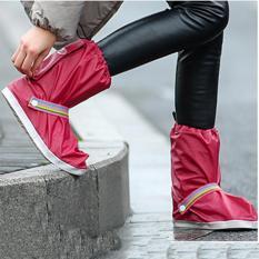 Giày đi mưa bảo vệ giày cho nữ