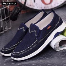 Giày Lười Nam - Pettino GL-11 (xanh đậm)