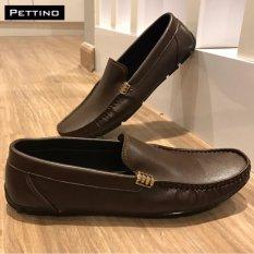 Giày Lười Nam - Pettino GL03 (đen)