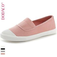 Giày Lười Nữ Thời Trang DODACO DDC1837 HO GNU 35 - 40 (Hồng)