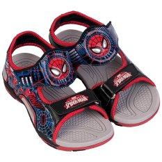 Giày Sandal Bé Trai Bitis Spider Man Người Nhện DTB062711XDG (Xanh dương)