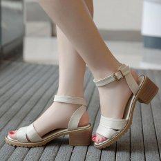 Giày Sandal Nữ cao gót thời trang phong cách - SG0386