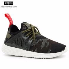 Giày Sneaker Nam Thời Trang Zapas GS083 ( Camo )