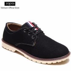Giày Sneaker Thời Trang Nam Zapas – GS052 ( Nâu Vàng )