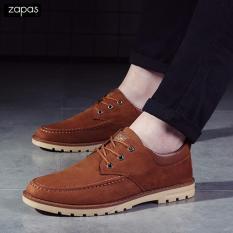 Giày Sneaker Thời Trang Nam Zapas – GS058 ( Nâu )
