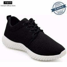 Giày Sneaker Thời Trang Nam Zapas - GS062 (Đen)