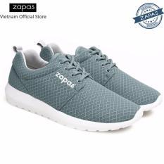 Giày Sneaker Zapas Classcial Màu Đen GZ005 - Hãng Phân Phối Chính Thức