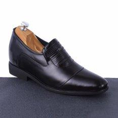Giày tăng chiều cao nam SMARTMEN GL-10 (Đen)