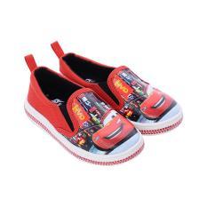 Giày Thể thao Bé trai Bitis Disney Car - Vương quốc xe hơi DSB122011DOO (Đỏ)