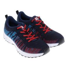 Giày thể thao cao cấp Bitis HUNTER LITEKNIT SUMMER VIBES DSM062633DOO (Đỏ)