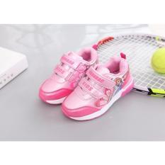 Giày thể thao hình công chúa sophia cho bé gái
