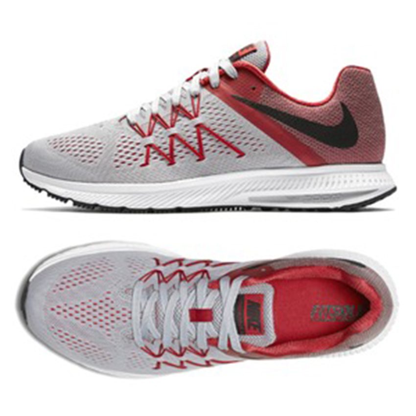 Giày thể thao nam Nike Zoom Winflo 3 831561-008 (Đỏ) - Hãng Phân phối chính thức