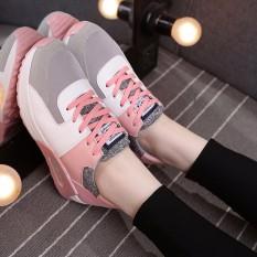 Giày thể thao nữ thời trang LAZAShop G016 (Hồng)