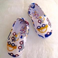 Giày Vải Hình Ô Tô Cho Bé