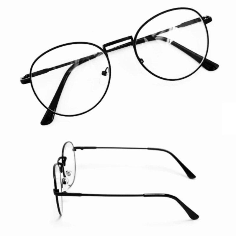 Mua Bộ đôi mắt kính ngố gọng cận Nobita thời trang (đen)