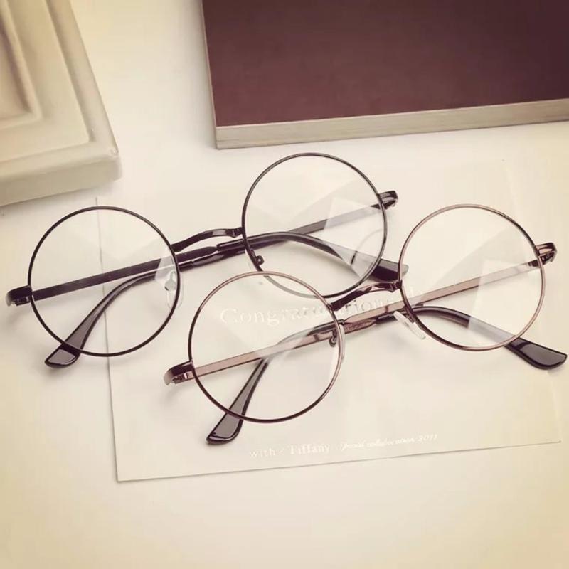 Giá bán Gọng kính cận đẹp (tròn)