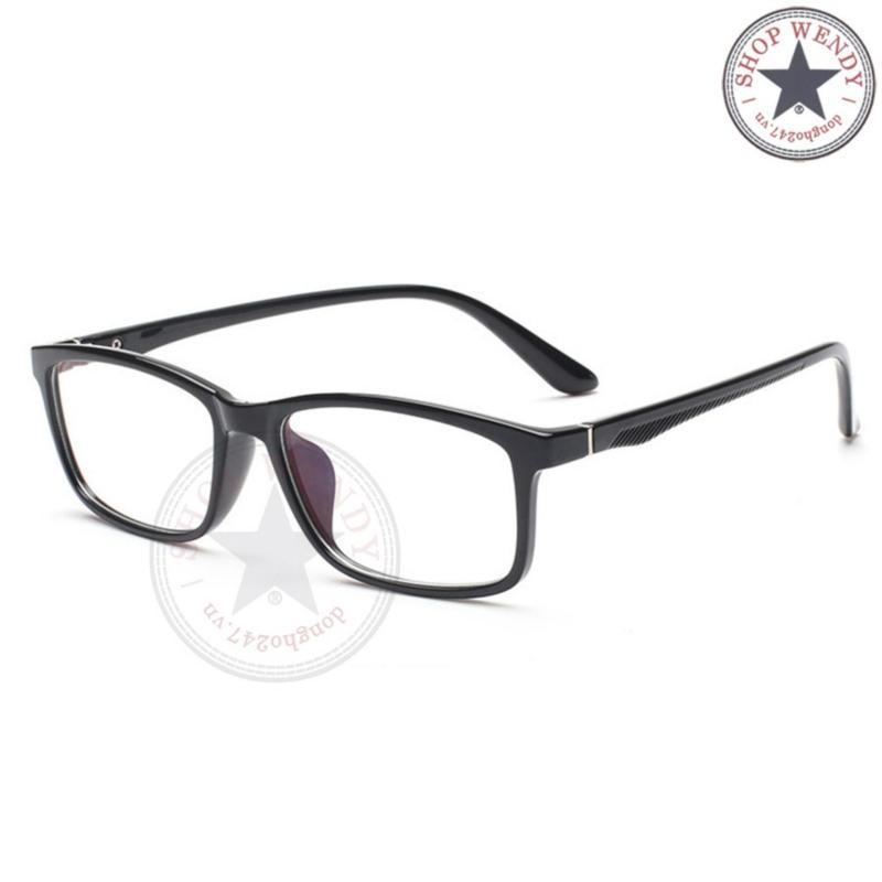 Giá bán Gọng kính cận unisex K191 (Đen)