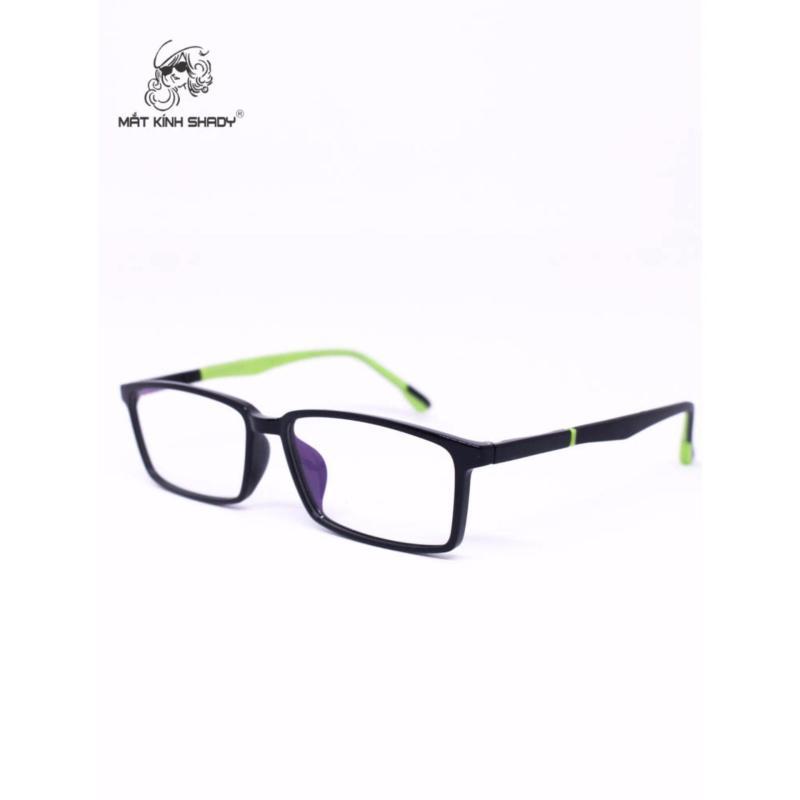 Giá bán Gọng kính cao cấp thời trang unisex shady - G637 (Xanh Lá )