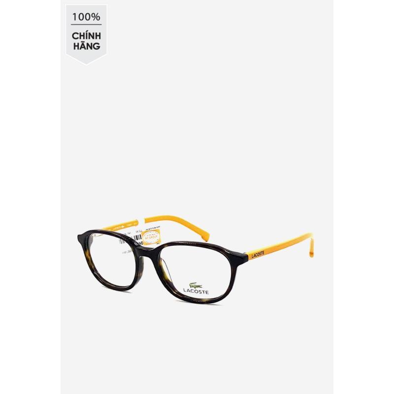 Giá bán Gọng kính Lacoste L 3609 214 màu đen phối vàng