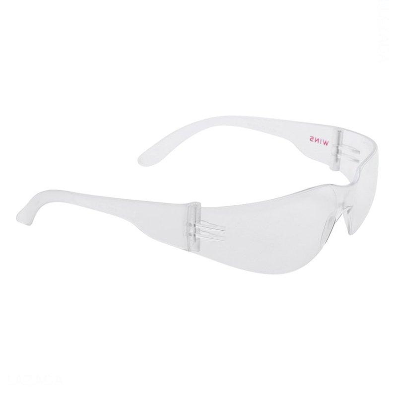 Giá bán Kính đi đường ban đêm chống bụi bảo vệ mắt WINS W60-C (Tròng trắng trong)
