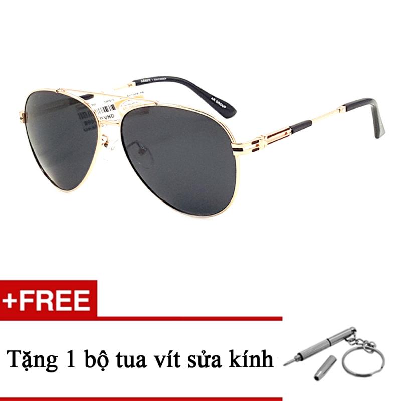 Giá bán Kính mát JUBILANT J65006 GOLD + Tặng 1 bộ tua vít sửa kính