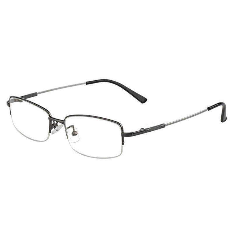 Mua Kính mắt nam chống bức xạ gọng kim loại K218 - 1A (Đen)