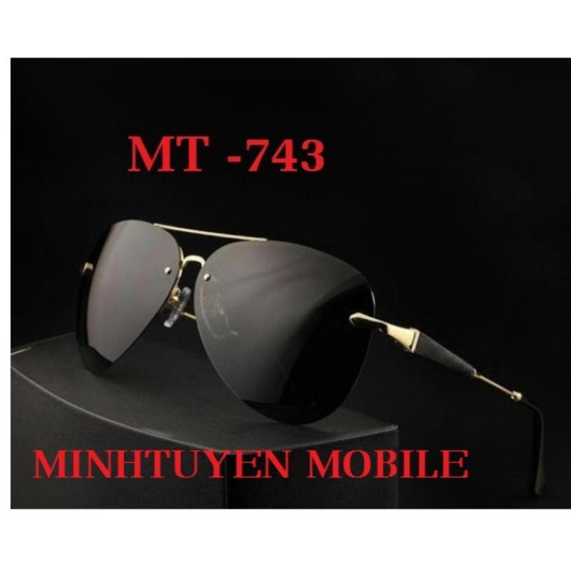 Giá bán Kính Mát Nam Kiểu Dáng Siêu Xe - MT743