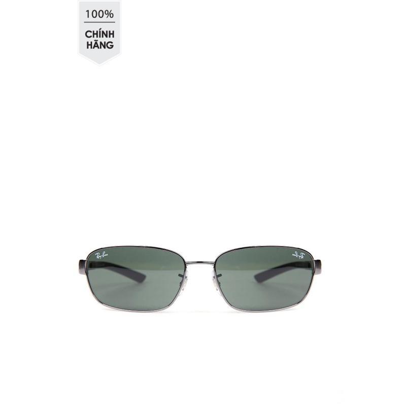 Giá bán Kính mát viền kim loại màu bạc RB 3430 004 Ray-Ban chính hãng