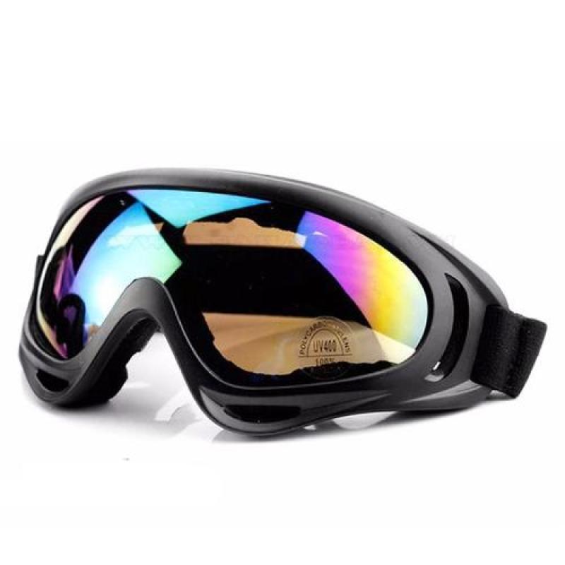 Giá bán Mắt Kính Đi Phượt Chống Bụi và Tia UV X400 (Đa sắc)