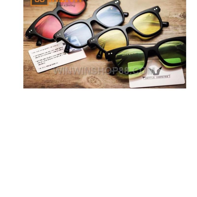 Giá bán Mắt kính màu GENTLE _ ( NHIỀU MÀU )