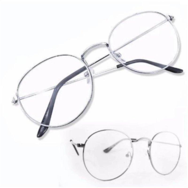 Giá bán Mắt kính ngố gọng cận Nobita (Trắng)