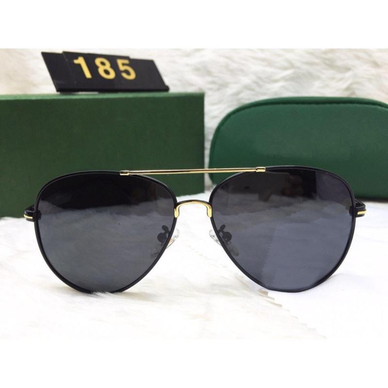 Giá bán mắt kính phi công thời trang đẹp sang trọng (màu đen) - MK11251716