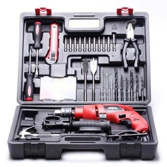 Bộ dụng cụ máy khoan và 138 chi tiết Skil 6613