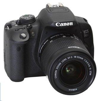 Canon eos 700d 18 0mp v i lens kit ef s 18 55mm is stm en