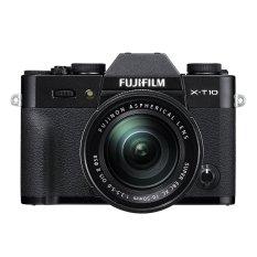 Fujifilm X-T10 16.3MP và ống kính  16-50mm F/3.5-5.6 OIS II (Đen)