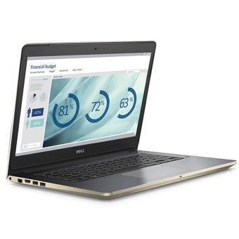 Laptop Dell Vostro 14 Series 5459 14inch - Hãng phân phối chính thức (Vàng)