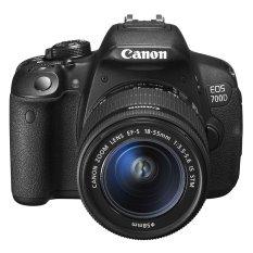 Lê Bảo Minh - Canon EOS 700D 18MP với Lens KIT 18-55mm STM (Đen)