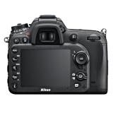 Nikon D7100 24.1MP Body (Đen) - Hàng Nhập Khẩu + Tặng thẻ nhớ SDHC 8GB