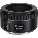 Ống kính Canon EF 50mm F1.8 STM (Đen) - Hàng nhập khẩu