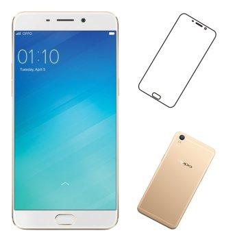 Oppo F1 Plus 64GB ( Vàng ) + 1 Ốp lưng + 1 Miếng dán màn hình