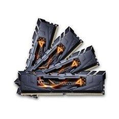 Ram GSKILL 16GB DDR4 (4x4GB) Bus 2800 - F4-2800C16Q-16GRK (Đen)