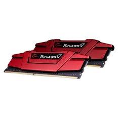 Ram GSKILL 8GB DDR4 (2x4GB) Bus 2400 - F4-2400C15D-8GVR (Đỏ)