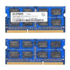 Ram Laptop Elpida 2GB DDR3 Bus 1066/1333 PC3
