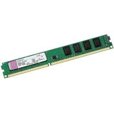 Ram máy tính để bàn DDR2 2G bus 667/800 (Xanh phối đen)