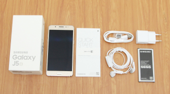 Samsung Galaxy J5 16GB (Đen) - Hãng Phân phối chính thức