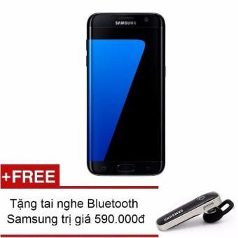 Samsung Galaxy S7 Edge 32Gb (Đen) - Hàng nhập khẩu + Tặng Tại nghe Bluetooth(Đen 32GB)
