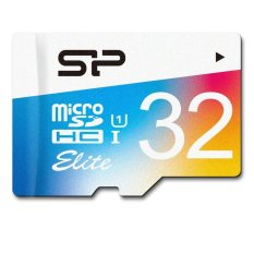 Thẻ nhớ MicroSDHC Class 10 UHS-1 Silicon Power Elite 32GB Read 85 MB/s