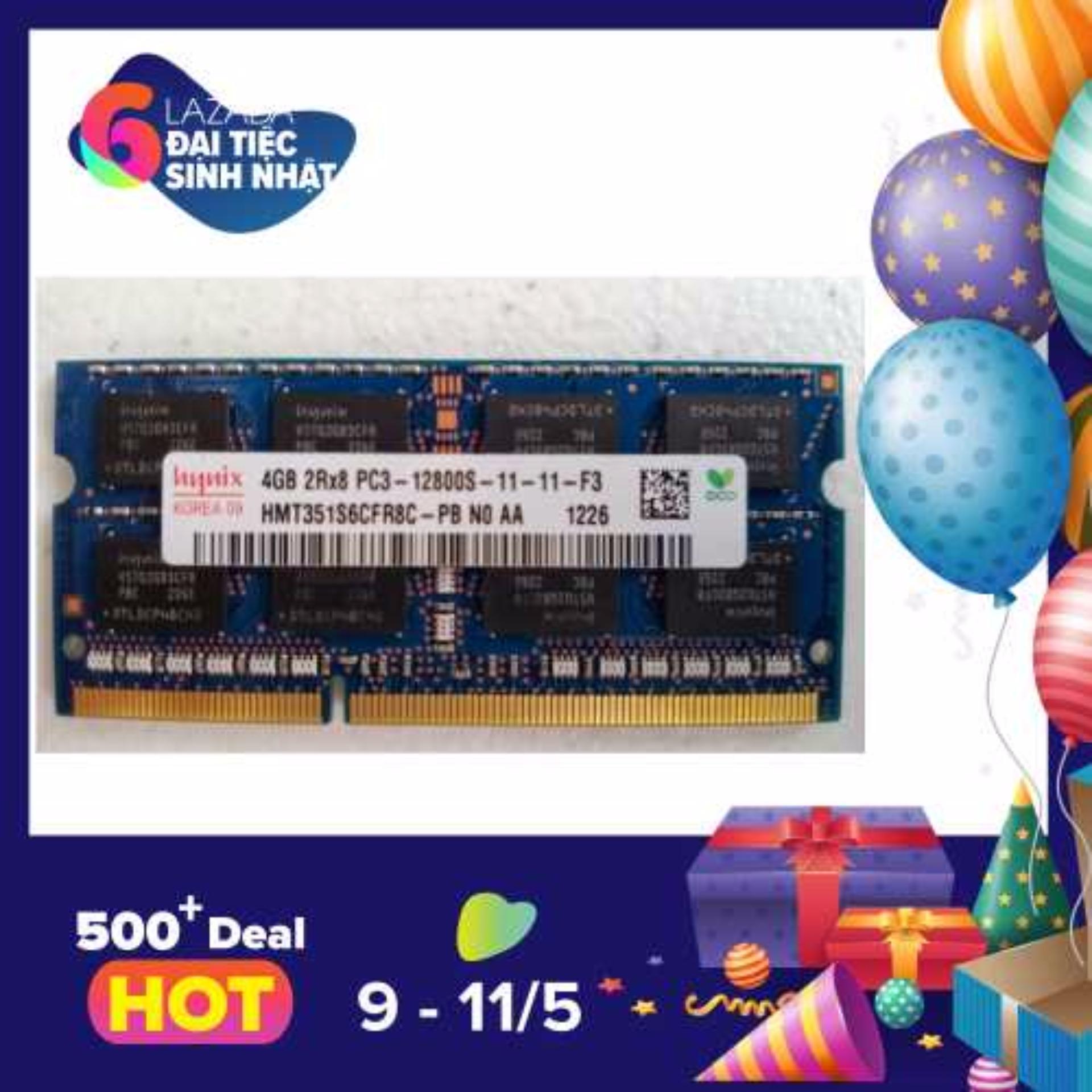 Giá Bán Ram Laptop Hynix Ddr3 4Gb Bus 1066 1333 1600 Mới