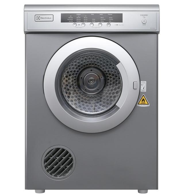 Hình ảnh Máy sấy Electrolux 7.5kg EDV7552S